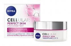Nivea Cellular Perfect Skin Tagespflege LSF 15  (50 ml) - 4005900131706