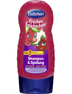 Bübchen Freches Früchtchen Shampoo & Spülung  (230 ml) - 7613035080133