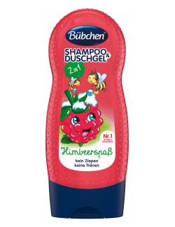 B�bchen Shampoo & Shower Himb�rspa�  (230 ml) - 7613035058200