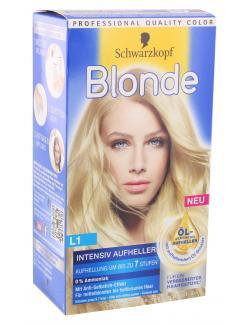 Schwarzkopf Blonde L1 Intensiv Aufheller  (155 ml) - 4015001007817
