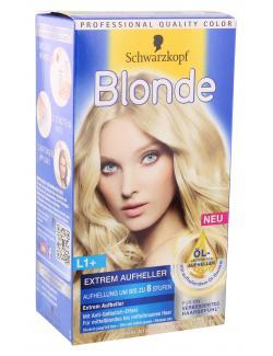 Schwarzkopf Blonde L1+ Extrem Aufheller  (143 ml) - 4015001007886