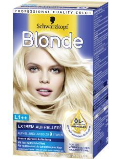 Schwarzkopf Blonde  L1++ Extrem Aufheller+  (143 ml) - 4015001007879