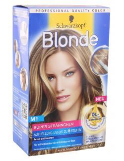 Schwarzkopf Blonde M1 Super Strähnchen  (133 ml) - 4015001007831