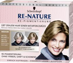 Schwarzkopf Re-Nature Creme medium  (100 ml) - 4015001010725
