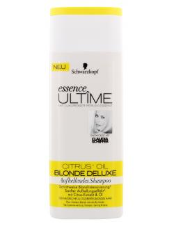 Essence Ult�me Blonde Deluxe aufhellendes Shampoo  (250 ml) - 4015001006278