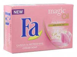 Fa Magic Oil Cremeseife Pink Jasmine  (100 g) - 4015001007398