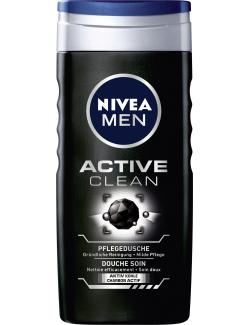 Nivea Men Active Clean Pflegedusche  (250 ml) - 4005900122063