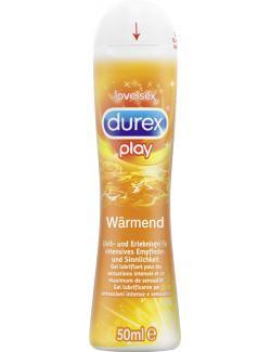 Durex Play Gleitgel w�rmend  (50 ml) - 5038483962466