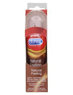 Durex Natural Feeling Gleit- und Erlebnisgel  (50 ml) - 5052197035612