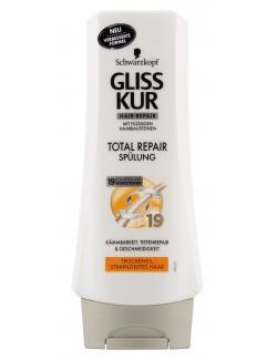 Schwarzkopf Gliss Kur Total Repair Sp�lung  (200 ml) - 4015000985505