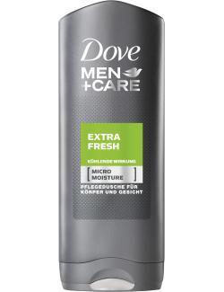Dove Men+Care Extra Fresh Pflegedusche  (250 ml) - 8712561847483