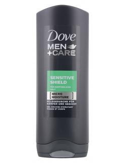 Dove Men+Care Sensitive Shield Pflegedusche  (250 ml) - 8712561847513