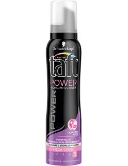 Schwarzkopf 3 Wetter Taft Cashmere Touch Power Schaumfestiger  (150 ml) - 4015001003697