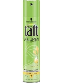 Schwarzkopf 3 Wetter Taft Volumen Haarspray  (250 ml) - 4015001003314
