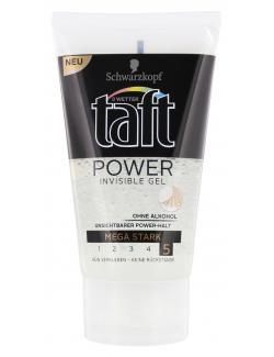 Schwarzkopf 3 Wetter Taft Power Invisible Gel  (150 ml) - 4015001003710