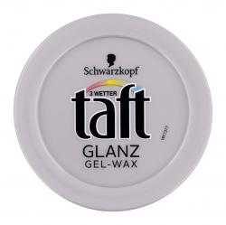 Schwarzkopf 3 Wetter Taft Glanz Gel-Wax  (75 ml) - 4015001003826
