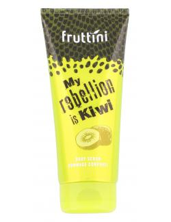 Fruttini My rebellion is kiwi Body Scrub  (200 ml) - 4003583184279