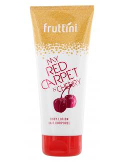 Fruttini My red carpet is cherry Body Lotion  (200 ml) - 4003583183944