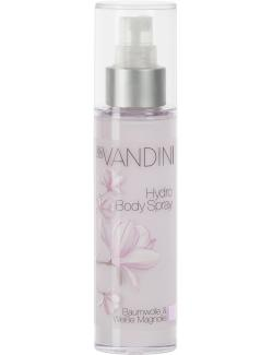 Aldo Vandini Hydro Body Spray Baumwolle & wei�e Magnolie  (100 ml) - 4003583182930