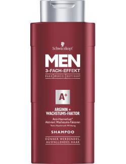 Schwarzkopf Men Arginin+Wachstums-Faktor Shampoo  (250 ml) - 4015001012866
