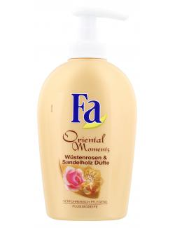 Fa Oriental Moments Fl�ssigseife W�stenrose & Sandelholz D�fte  (250 ml) - 4015001013368