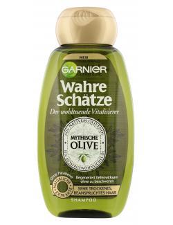 Garnier Wahre Sch�tze vitalisierendes Shampoo Olive  (250 ml) - 3600541875333