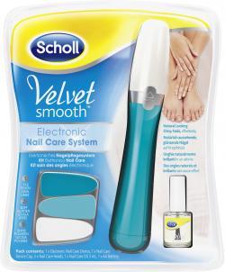 Scholl Velvet Smooth Elektronisches Nagelpflegesystem  (1 St.) - 5052197046519