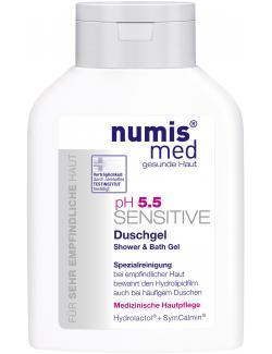 Numis med pH 5,5 Sensitive Duschgel  (200 ml) - 4003583187171