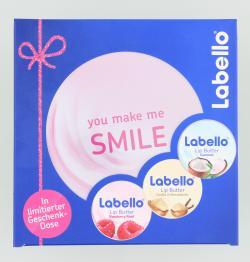Labello Lip Butter Geschenkset  - 4005900211590