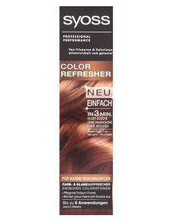 Syoss Professional Performance Color Refresher warme Braunnuancen  (75 ml) - 4015001013153