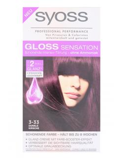 Syoss Gloss Sensation Intensiv-Tönung 3-33 dunkle Kirsche  (115 ml) - 4015100182071