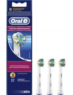 Oral-B Tiefen-Reinigung Bürstenköpfe  (3 St.) - 4210201035466
