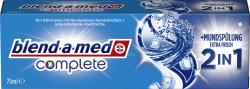 Blend-a-med complete 2in1 extra frisch  (75 ml) - 4084500389250