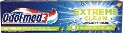 Odol med 3 Extreme Clean Zahncreme Langzeitfrische  (75 ml) - 5054563008022