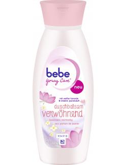 Bebe Young Care Duschbalsam verwöhnend  (250 ml) - 3574661249216