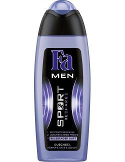 Fa Men Sport Recharge Duschgel belebender Duft  (250 ml) - 4015001014662