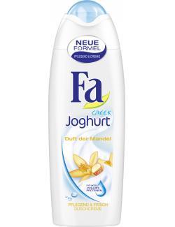 Fa Joghurt Greek Duschgel Duft der Mandel  (250 ml) - 4015100182439