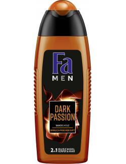 Fa Men Dark Passion Duschgel Sandelholz  (250 ml) - 4015100182248