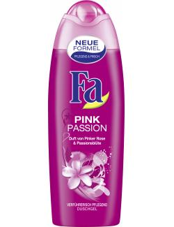 Fa Pink Passion Duschgel blumig-frischer Duft  (250 ml) - 4015100182347