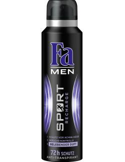 Fa Men Deo Spray Sport Recharge  (150 ml) - 4015001014648