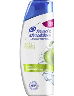 Head & Shoulders Anti-Schuppen-Shampoo Apple Fresh  (300 ml) - 8001090047182