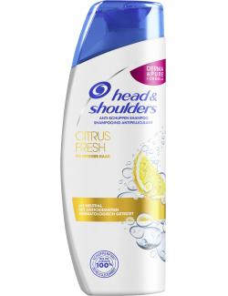 Head & Shoulders Anti-Schuppen Shampoo Citrus Fresh  (300 ml) - 8001090047342
