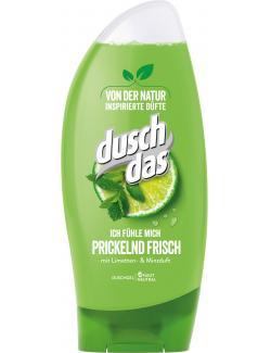 Duschdas Duschgel Limetten- & Minzduft  (250 ml) - 8710908394928