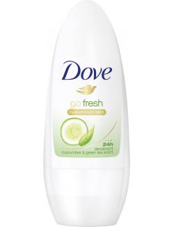 Dove Go fresh Deo Roll-On cucumber & green tea scent  (50 ml) - 96130308