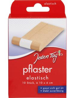Jeden Tag Pflaster elastisch  (10 x 6 cm) - 4306188345589