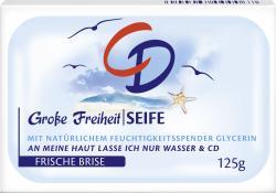 CD Gro�e Freiheit Seife frische Brise  (125 g) - 4045612002673