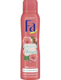 Fa Deodorant Paradise Moments  (150 ml) - 4015100183221