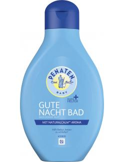 Penaten Baby Gute Nacht Bad  (400 ml) - 3574661264431