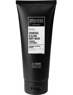 Axe Body Wash Urban Charcoal & Clean Charcoal & Watermint  (200 ml) - 8710908283871