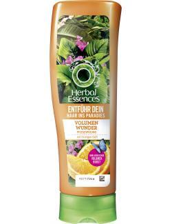Herbal Essences Volumen Wunder Pflegespülung Orangenduft  (200 ml) - 5011321595057